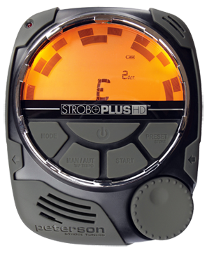 Peterson Strobo Plus HD Tuner